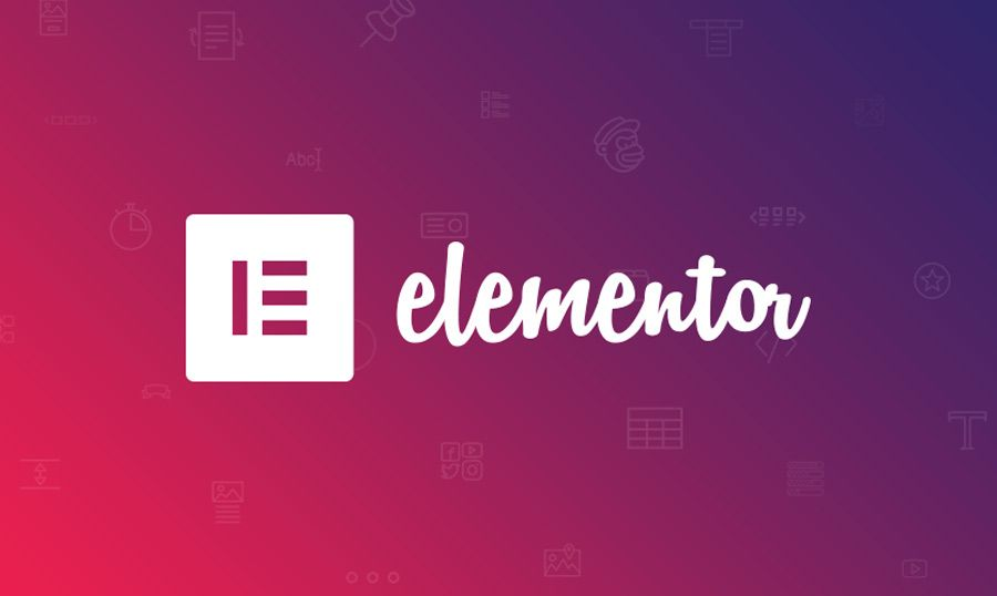 elementor web design by rob cherry