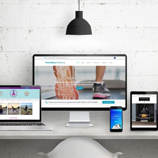 Web Design Bournemouth Poole Affordable Website Design